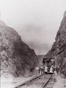 Railroad day; Caliente is born, dies and revives – St ...