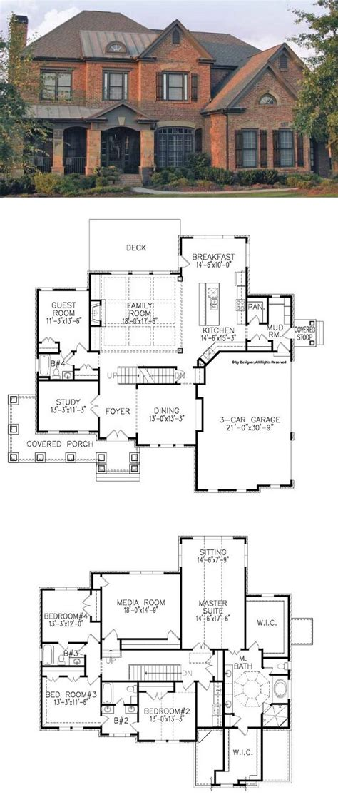 best two storey house plans ideas on 2 6 bedroom family two story house plans for land saving best home