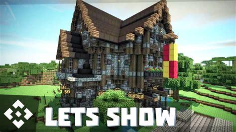 99 Minecraft Mittelalter Haus Bauplan Ideen