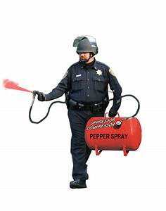 [Image - 207997] | Casually Pepper Spray Everything Cop ...