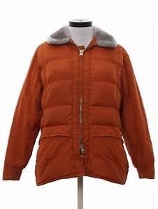 Vintage Tempco 1980s Jacket: 80s -Tempco- Womens pumpkin ...
