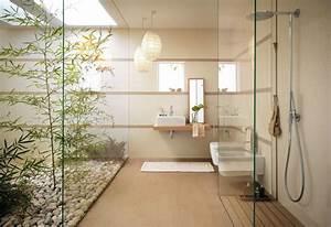 Badgestaltung Mit Pflanzen : badezimmer mit pflanzen und lichthof zw lf pinterest ~ Markanthonyermac.com Haus und Dekorationen