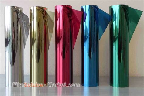 miroir sans tain 5 couleurs largeur 51 cm
