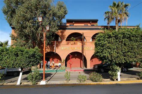 Todos Santos Hotels  Baja California Sur, Mexico