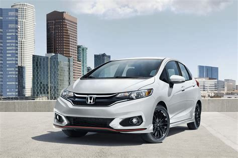 Honda Fits One More Feature Into 2019 Honda Fit For Same