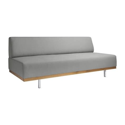 fifties canap 233 s canap 233 3 places convertible gris tissu
