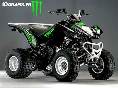 kit deco custom green kymco 300 maxxer idgrafix