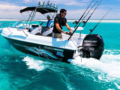 Boat Engine Video by Mercury 150 Fourstroke Outboard Motor Video Review Trade