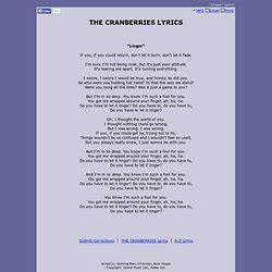 lyrics pearltrees