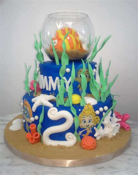 guppies cake cakecentral