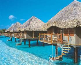 le meridien bora bora resort is absolutely amazing