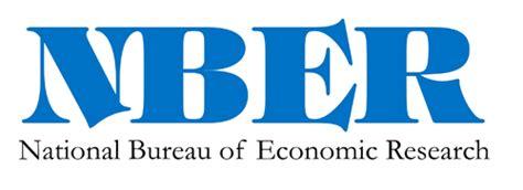 ssrn national bureau of economic research nber series