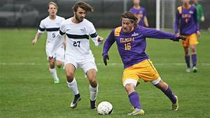Men's soccer notches a 2–1 overtime victory over Elmira ...