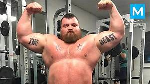 The World's Strongest Man - Eddie Hall   Muscle Madness ...