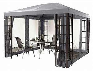 Dach Für Gartenpavillon : ersatzdach dach f r pavillon 3x4 m anthrazit grau pavillonteil garten neu ebay ~ Markanthonyermac.com Haus und Dekorationen