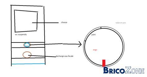 fuite wc suspendu geberit