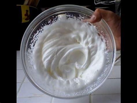 la technique pour monter les blancs d oeufs en neige rapide et facile hd