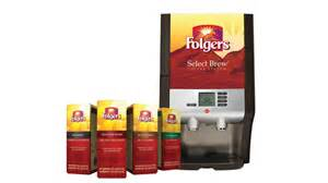 Smucker Foodservice Introduces The Folgers® Select Brew? Coffee System