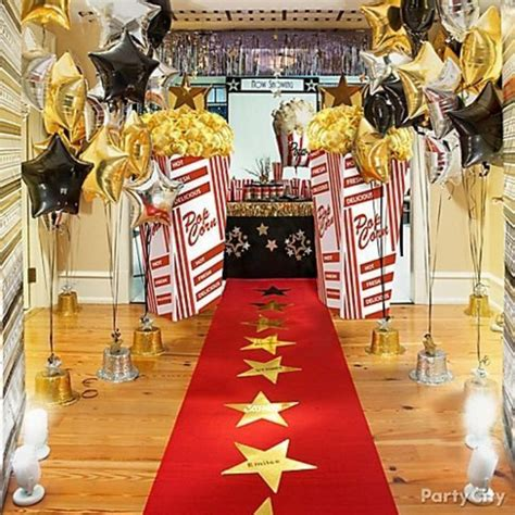 Diy Hollywood Theme Party Decorations  Home Party Theme Ideas