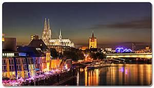 Köln Bilder Kaufen : k ln skyline k lner lichter 2010 foto bild bearbeitungs techniken hdri tm digiart ~ Markanthonyermac.com Haus und Dekorationen