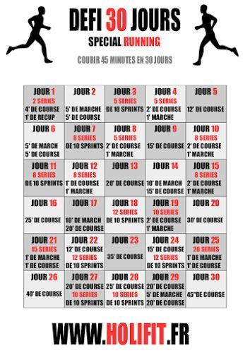 d 233 fi 30 jours gainage holifit hiit programme