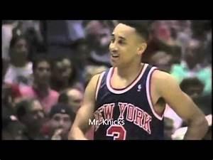 John Starks - Highlight Mix - New York Knicks - YouTube