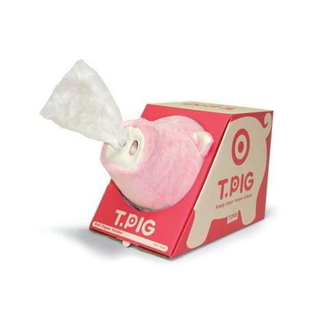 un cadeau original le d 233 rouleur de papier toilette cochon le maestro