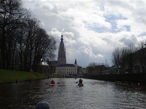 Ligplaats Boot Breda by Kanovereniging Breda