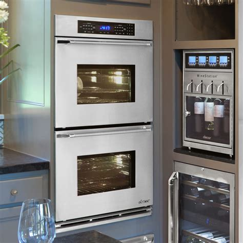 Dacor RNO230S 30 Inch Double Electric Wall Oven with 48
