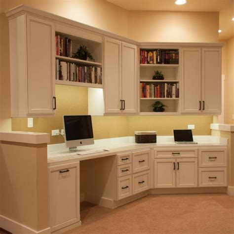 Perguero Home Office Cabinets  Cabinets By Trivonna