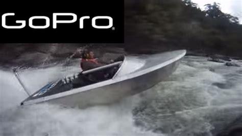 U Boat Watch Nz by Gopro Jetboat Sinks Again Youtube