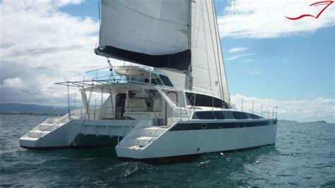 Small Catamaran For Sale Australia by Waller 1480 Cruising Catamaran Sailing Catamaran For Sale