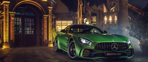 Mercedes-amg Gt R Wallpaper
