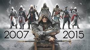 Ordem Cronológica: Assassins Creed - Jogos de PS3 - myPSt