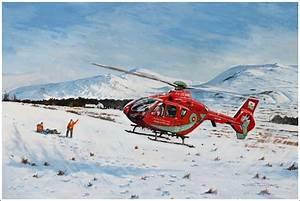Air Ambulance Paintings