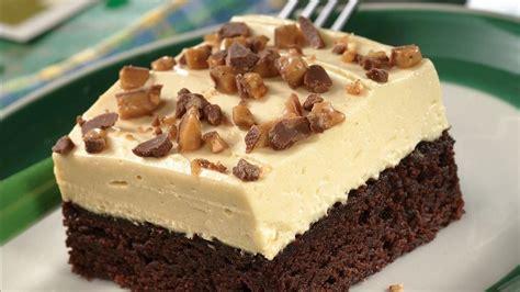 topped brownie dessert recipe from pillsbury