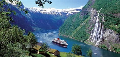 Fjord Cruise Norway by Tour To Arctic Circles Holidays To Northern Circle Cruise