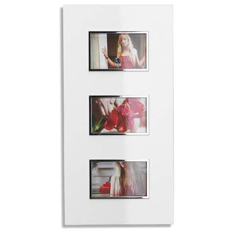 cadre photo multivues achat vente cadre photo design sequence blanc umbra monentreedesign