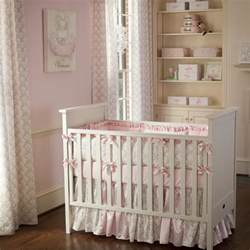 Pink Crib Bedding by Pink And Taupe Damask Crib Bedding Crib Bedding