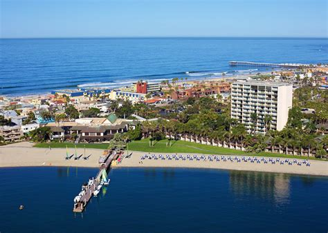 Catamaran San Diego Laundry by The Top 10 San Diego Hotels On The Beach Smartertravel