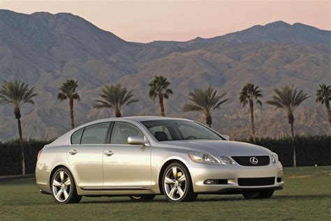 2007 Lexus Gs430 Review