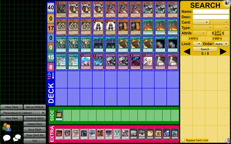 scrap pendulum deck yu gi oh tcg ocg decks yugioh card maker forum