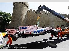 Max Verstappen fastest in Azerbaijan GP practice Daily