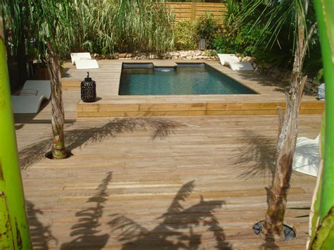 piscine rectangulaire semi enterr 233 e 183 bluewood
