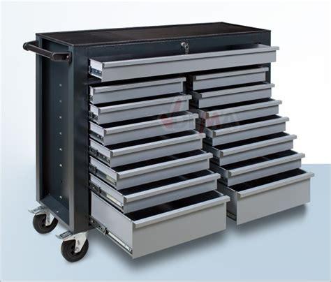 servante atelier vide 15 tiroirs 1250 x 410 x 1010 mm mobilier d atelier
