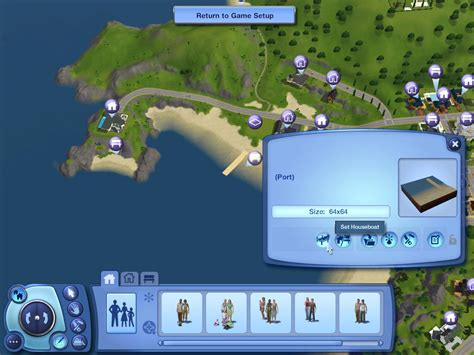 Houseboat Games by Guide To Houseboats In Game In Caw The Sims Forums