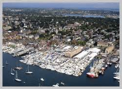 Newport Spring Boat Show by Maine Events September 2008 Maine Boats Homes Harbors