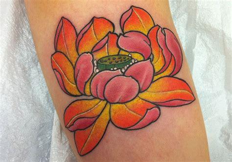 30 Slick Lotus Flower Tattoos