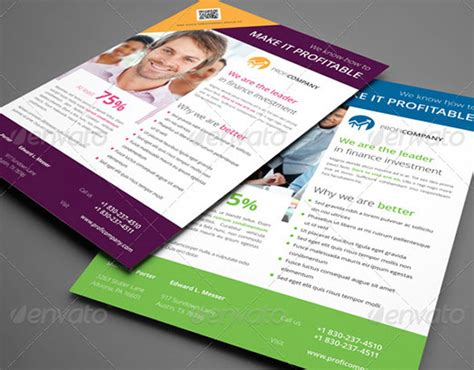 20+ Indesign Flyer Templates For Business