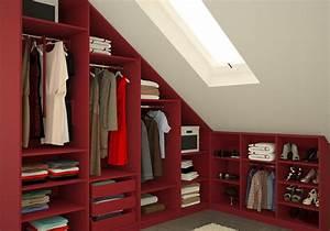 Ankleide Mit Dachschräge : kleiderschrank f r die dachschr ge meine m belmanufaktur ~ Markanthonyermac.com Haus und Dekorationen